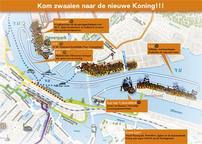 Route Koningsvaart