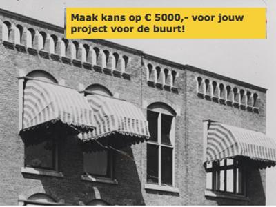 Shell 100 jaar inwoner Amsterdam Noord