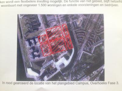 Informatiebijeenkomst Campus Overhoeks fase 3