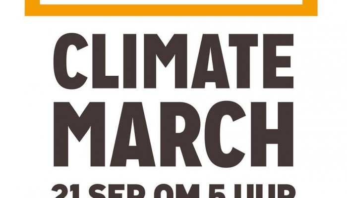 Lichtsignaal van IJ naar NY maakt klimaatmobilisatie zichtbaar