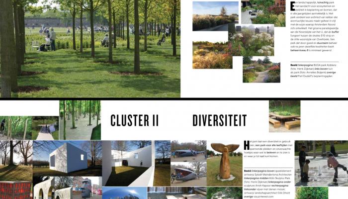 Constructieve brainstorm over inrichting Schegpark