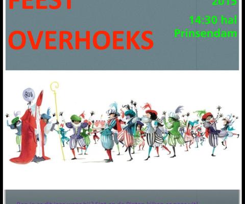 Sinterklaas in Overhoeks