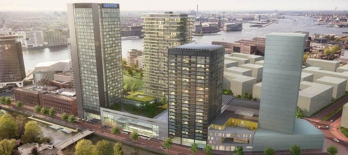 Amsterdam Bouwt: het nieuwe Noord