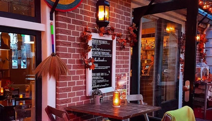 Wijkborrel 14 april in Café Ons